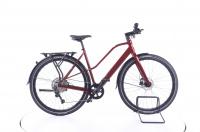 Orbea Vibe H30 EQ E-Bike metallic dark red 2021