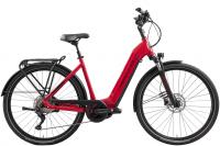Hercules Futura Sport I-10 E-Bike red 2021