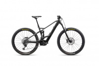 Orbea Wild FS H25 Fully E-Bike graphite black 2021