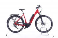 Flyer Upstreet5 7.10 E-Bike Tiefeinsteiger mercury red gloss 2021 750 Wh