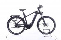 Flyer Gotour6 5.40 E-Bike Herren black matt 2021 625 Wh