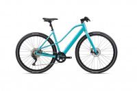 Orbea Vibe Mid H30 E-Bike blue 2021