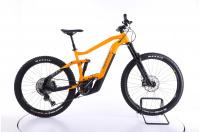 Haibike AllMtn 4 Fully E-Bike lava black 2021