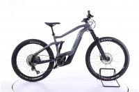 Haibike AllMtn 4 Fully E-Bike cool grey black matte 2021