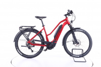 Flyer Upstreet5 7.12 E-Bike Damen mercury red gloss 2021 750 Wh