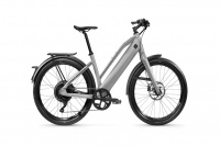 Stromer ST1 Comfort S-Pedelec light grey 814 Wh 2020