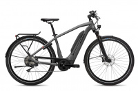 Flyer Upstreet5 7.10 E-Bike Herren anthracite gloss 2021 750 Wh