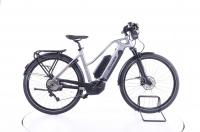 Flyer Upstreet4 7.10 E-Bike Damen pearl silver 2019 1000 Wh