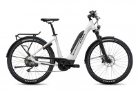 Flyer Upstreet5 7.12 E-Bike Tiefeinsteiger pearl white gloss 2021 630 Wh