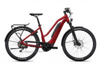 Flyer Upstreet5 7.12 E-Bike Damen mercury red gloss 2021 630 Wh