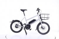 Orbea KATU-E 30 E-Bike silber 2021