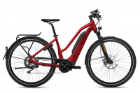 Flyer Upstreet5 7.10 E-Bike Damen mercury red gloss 2021 750 Wh