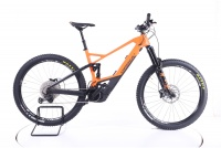 Orbea Wild FS M20 Fully E-Bike orange gloss 2021