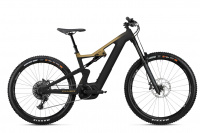 Flyer Uproc6 6.50 Fully E-Bike brown gold satin 2021 625 Wh