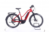 Flyer Upstreet5 7.12 E-Bike Damen mercury red gloss 2021 630 Wh