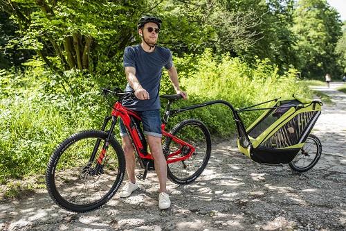 E-Bike-Radtour