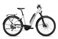 Flyer Upstreet5 7.12 E-Bike Tiefeinsteiger pearl white gloss 2021 750 Wh