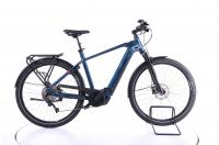 Flyer Upstreet4 7.10 E-Bike Herren space blue gloss 2021 500 Wh