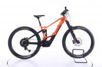 Orbea Wild FS M20 Fully E-Bike orange gloss 2021