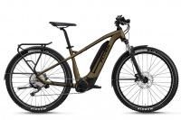 Flyer Goroc2 2.10 E-Bike vintage brass black matt 2021 630 Wh