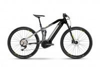 Haibike FullNine 6 Fully E-Bike urban grey 2021