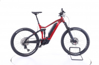 Flyer Uproc7 6.30 Fully E-Bike mercury red 2021 750 Wh