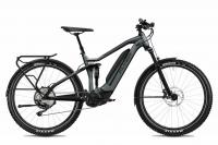 Flyer Goroc4 4.10 E-Bike black 2021 630 Wh