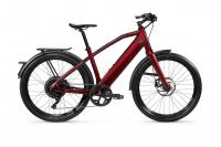 Stromer ST1 Sport S-Pedelec deep red 2021 618 Wh