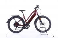 Stromer ST1  Comfort S-Pedelec deep red 2020 618 Wh