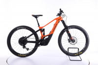 Orbea Wild FS M20 Fully E-Bike orange gloss 2020