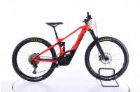 Orbea Wild FS H25 Fully E-Bike red black 2020