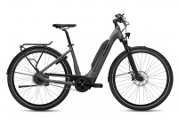Flyer Upstreet5 5.40 E-Bike Tiefeinsteiger anthracite gloss 2021 630 Wh