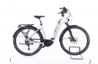 Flyer Gotour6 7.10 E-Bike Tiefeinsteiger cast silver gloss 2021 625 Wh