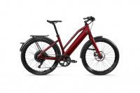 Stromer ST1 Comfort S-Pedelec deep red 2021 618 Wh